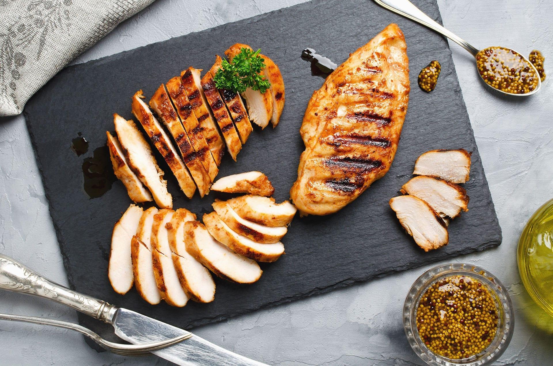 Tilberedning af kylling