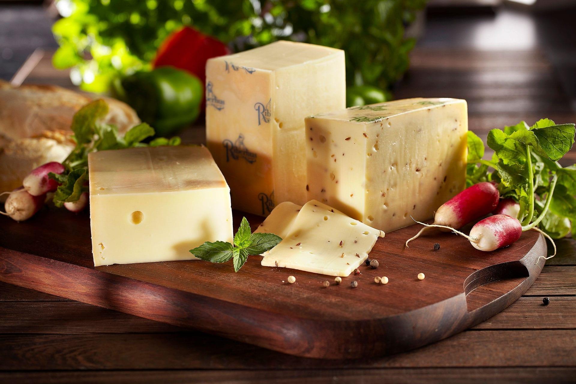 Frysning af ost
