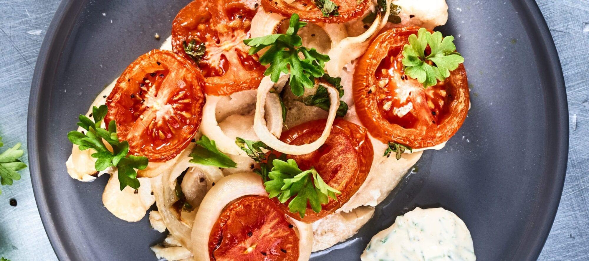 ovndampet-torsk-med-tomat-og-log