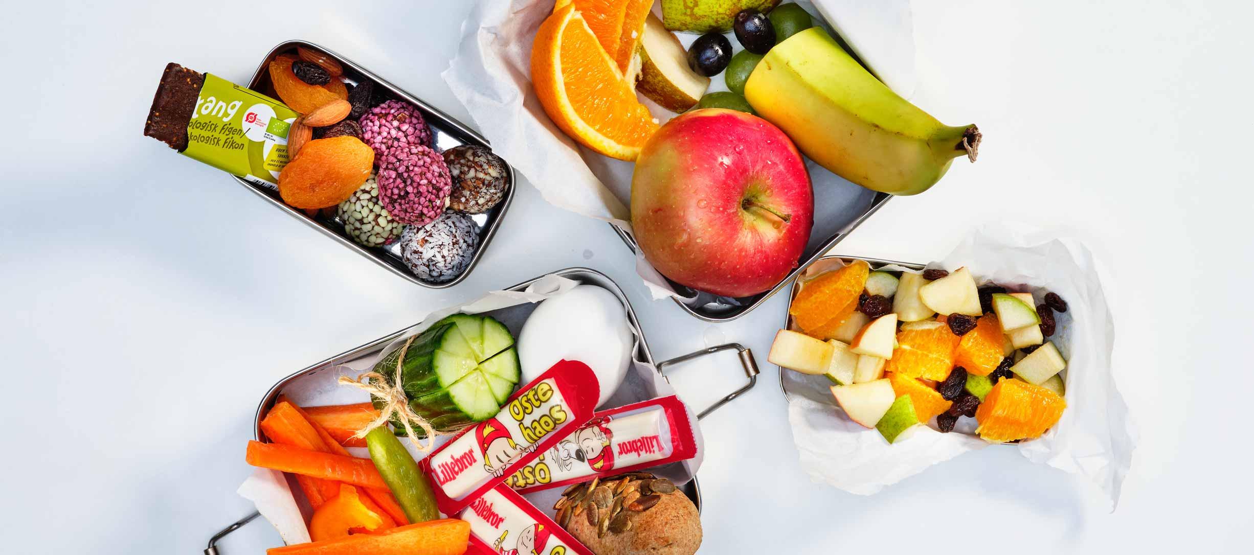 Hold madpakken frisk