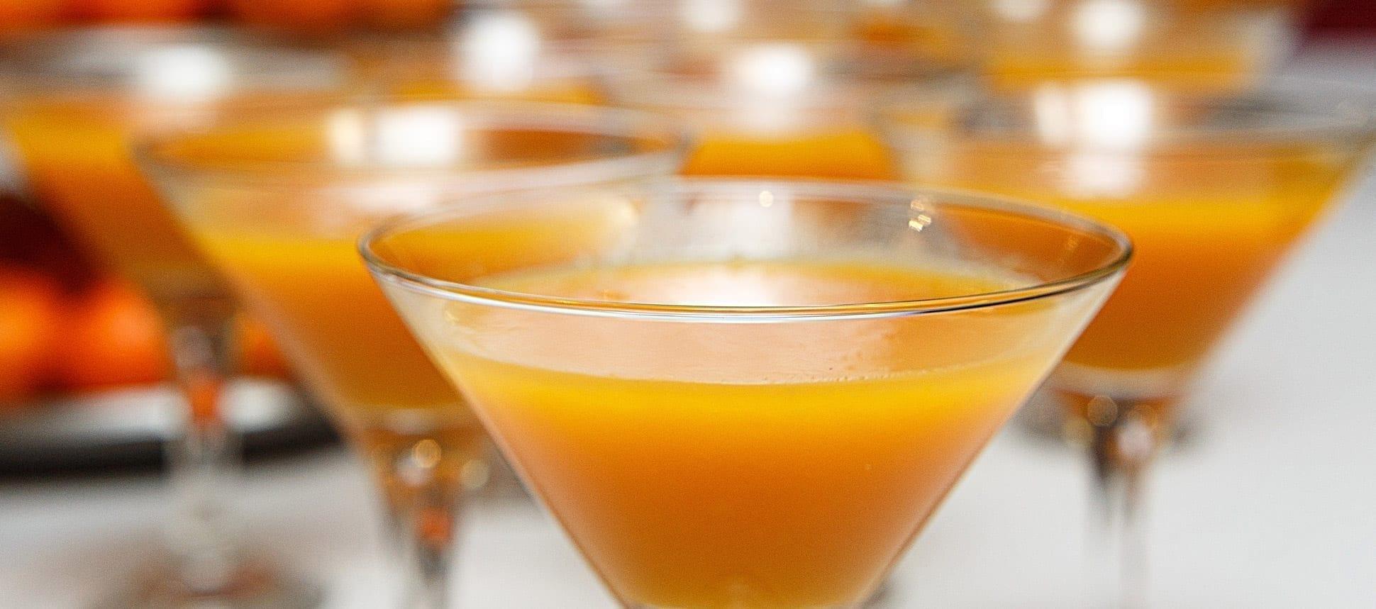 Orange boernemartini